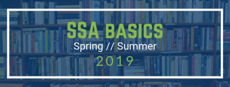 6/3/2019 SSA Basics: Portal Applications and MSS/CPT