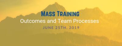 6/25/2019 Mass Training