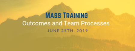 6/25/2019 Mass Training