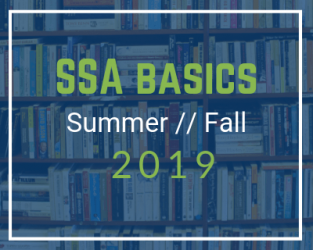 9/19/2019 SSA Basics: Self-Determination/Self-Advocacy and Components of Quality Care