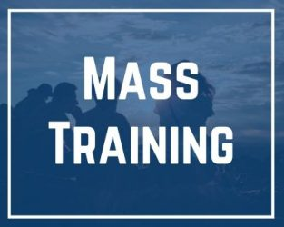 2/25/2020 Mass Training