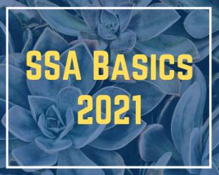 12/14/21- SSA Basics Session #6